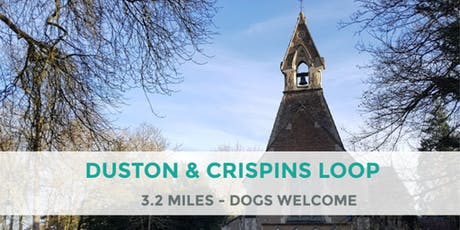 DUSTON CIRCULAR WALK | 3.2 MILES | MODERATE | NORTHANTS tickets