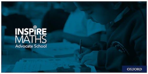 Inspire Maths Advocate School Open Morning (Sir Y Fflint)
