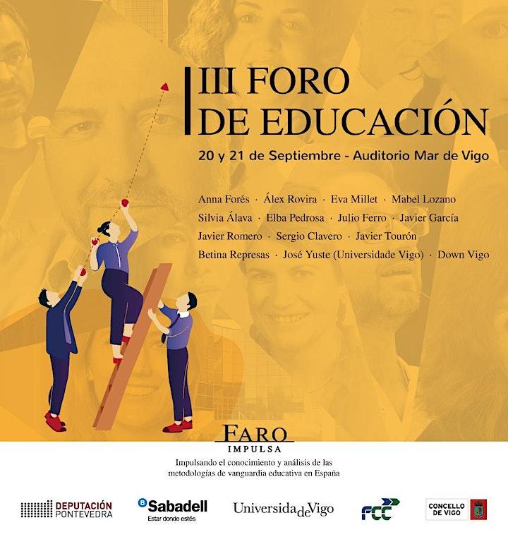 Imagen de III Foro de Educación - Faro Impulsa, en Vigo