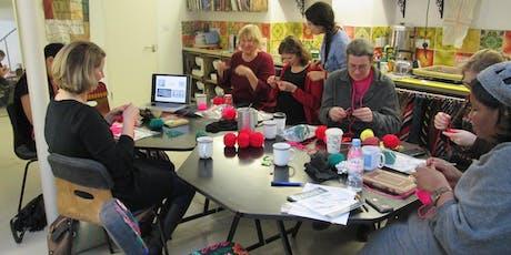 Beginners Crochet tickets