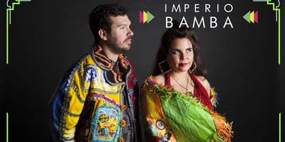 Imperio Bamba live at the Cooperage