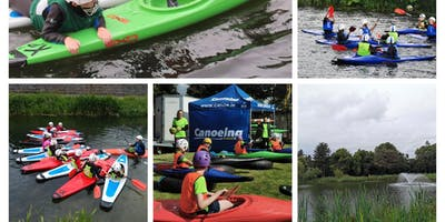 Monaghan Canoe Polo - Come and Try !