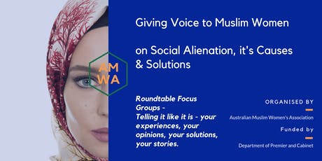 Muslim Women's Roundtable tickets