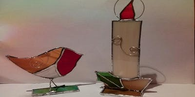 Stained Glass Christmas Decorations