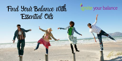 Find your Balance with Essential Oils