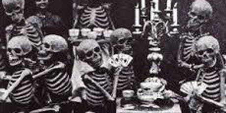 Dinner with the Dead and Victorian Seance tickets
