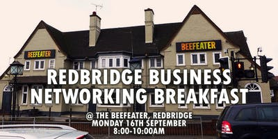 East London Business Networking Breakfast | GROW YOUR BUSINESS | Redbridge