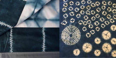 Beginners Shibori 2 (Itajime) tickets