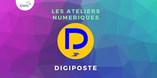 Atelier DIGIPOSTE ( réservé aux salariés de Guadeloupe Formation)