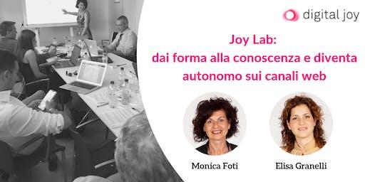 Linkedin Joy Lab Ottobre 2019
