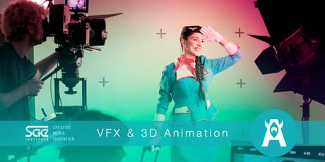 Workshop: Visual FX & 3D Animation Fundamentals Tickets