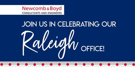 Newcomb & Boyd - Raleigh Open House tickets