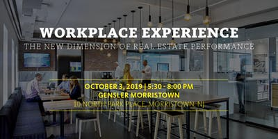 Gensler Morristown Workplace Experience Event