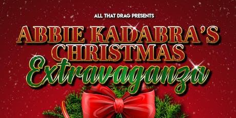 Abbie Kadabra's Christmas Extravaganza tickets