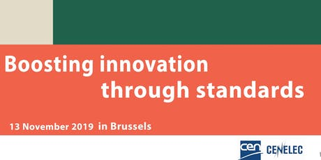 Boosting Innovation Through Standards tickets