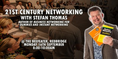 21st CENTURY NETWORKING | East London | Stratford | Ilford | Barking
