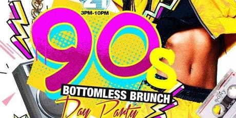 90's Brunch & Day Party tickets