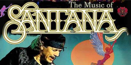 Music Of Carlos Santana tickets