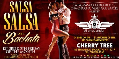 Free Salsa Dance Party tickets