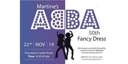 Martine's 50th Birthday Bash