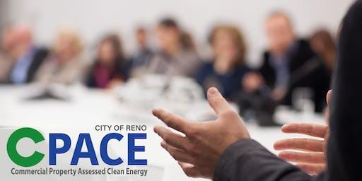 Reno C-PACE Contractor Workshop-9/30/2019