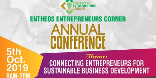 Entrepreneurs Corner Conference is a growth-focused event for both entrepreneurs and intending entrepreneurs. Participating in this annual conference is a great way to meet and network with other like-minded individuals.