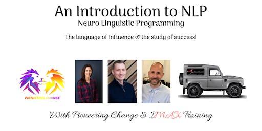 Neuro Linguistic Programming - Intro to NLP