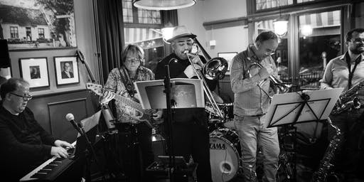 U Jazz: Molote & Paul van den Belt Quintet