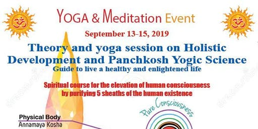 Yoga and Panchkosi Meditation