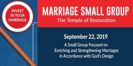 Marriage Small Group