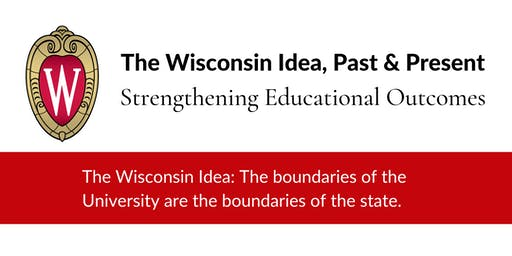 The Wisconsin Idea, Past & Present: Harry Brighouse