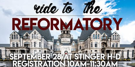 Ride to the Reformatory tickets