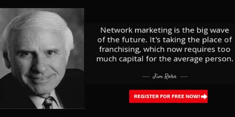 Network is your Net WORTH, Why MLM Marketing is the Future of Business? biglietti