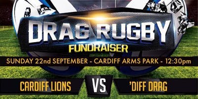 Drag Rugby Fundraiser for Mind