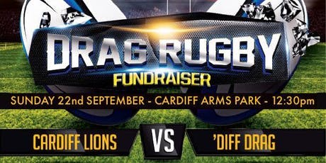 Drag Rugby Fundraiser for Mind tickets