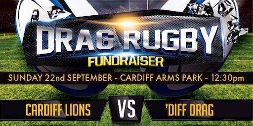Drag Rugby Fundraiser for Mind