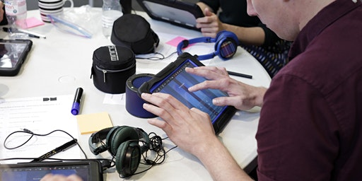 Step Up! Webinar: Getting the best out of iPads for music