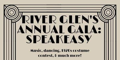 River Glen Speak Easy Gala 2020