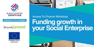 Funding growth in your social enterprise | Black Country Growth Hub