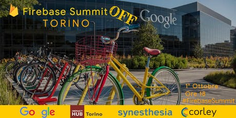 Firebase Summit OFF @ Torino tickets