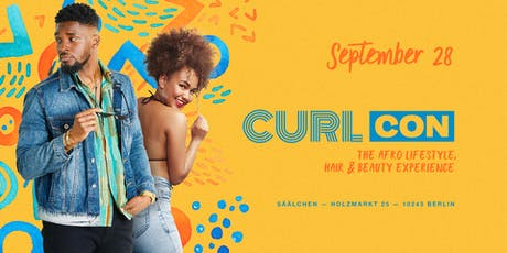 CURL Con | The Afro Lifestyle, Hair & Beauty Experience Tickets