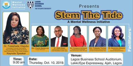 Olashore International School Mental Wellness Initiative tickets