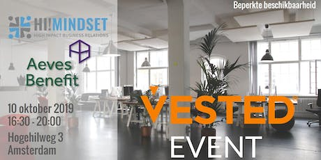 Vested event tickets
