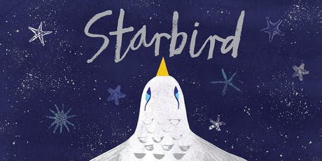 """""""Starbird"""" Reading (Sharon King-Chai) and Make Your Own Book Cover tickets"""