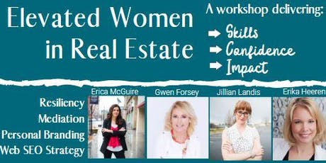Elevated Women in Real Estate tickets