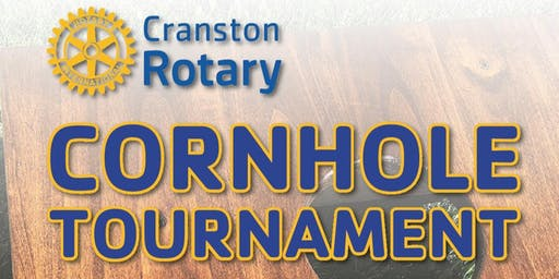 Corn Hole Tournament for Cranston Rotary Club