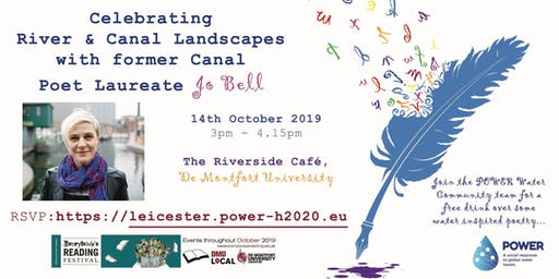 Poetry from Jo Bell: Celebrating River & Canal Landscapes