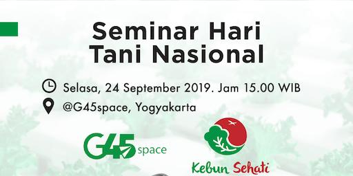 Seminar Hari Tani Nasional