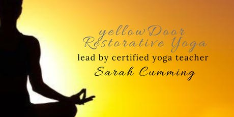 Yoga Series at  Yellow Door tickets