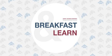 Breakfast & Learn | Business Models Tech : stratégies de monétisation tickets